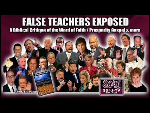 FALSE TEACHERS EXPOSED: Word Of Faith/Prosperity Gospel | Justin Peters/SO4J-TV Mp3