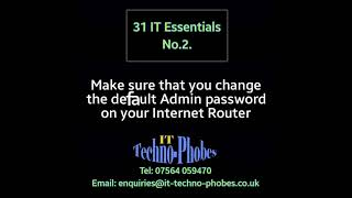 IT Techno-Phobes Limited Tip 2 – IT Support Services In Brierley Hill
