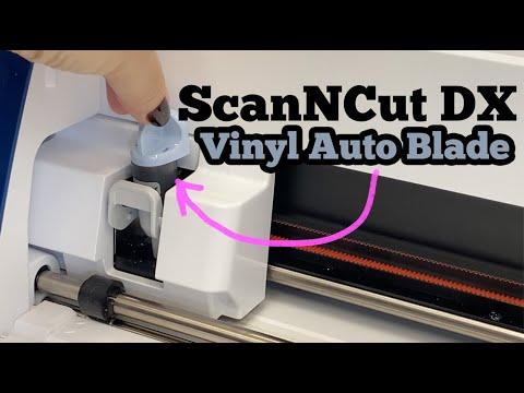 ScanNCut: Vinyl Auto Blade Kit