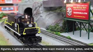 Lionel #6-82172 New York Central LionChief Plus GP20 Diesel #2102