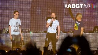 "#ABGT100: Above & Beyond play Sunny Lax ""Daenerys"" Live from Madison Square Garden, New York"