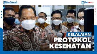 Mendagri Tito Karnavian sebut Ada Kelalaian Protokol Kesehatan terkait Kenaikan Kasus Covid-19