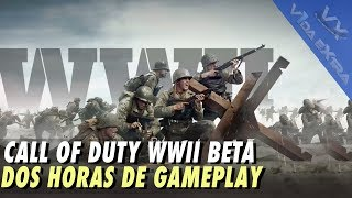 Call of Duty WWII Private Beta - Dos horas de gameplay