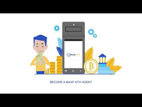Bitcoin ATM Baap video