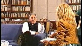 Franco Battiato intervistato da Amanda Lear - Cocktail d'amore 2002