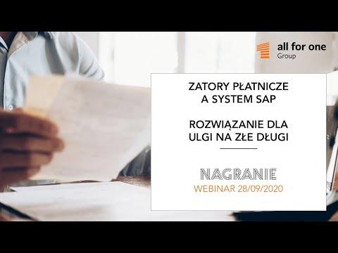 Zatory płatnicze a system SAP – rozwiązanie dla ulgi na złe długi