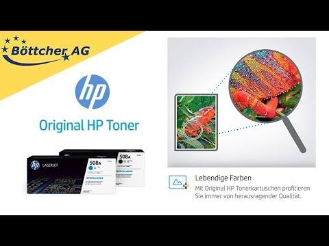 HP Toner - Tonerpatronen // Böttcher AG