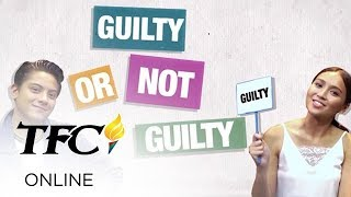 TFC Digitals: Guilty or Not Guilty with KathNiel