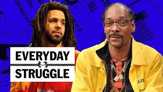 J. Cole Considering Retirement? Juice WRLD Scores Biggest Debut, Snoop Vs. DMX | Everyday Struggle