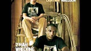 C. Burnside & L. Malcolm - So Much Love (LP 2Men Wrecking Crew)
