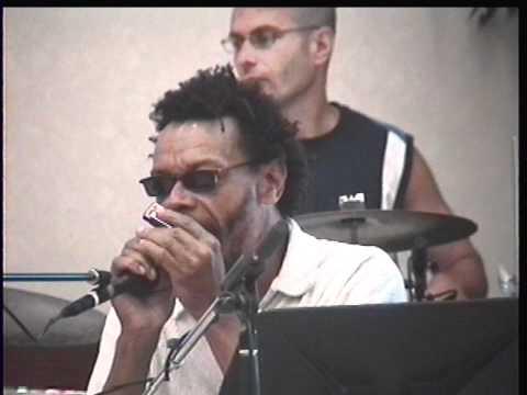 Tony Criss, Blue Cadillac, MPR  Live Harmonica Blues Original