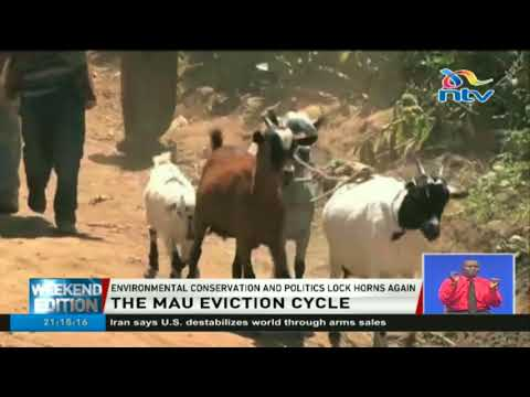 The Mau eviction cycle: Environmental conservation and politics lock horns again