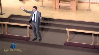 "Sermon   ""Trust in the Unseen God""   Ezekiel 17:22-24   Seminarian Ben Akers   6-17-2018"