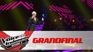 Tulus x AgnezMo x Bebi | Grand Final | The Voice Kids Indonesia Season 2 GTV