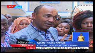 Peter Kenneth declares that he will vie for the Nairobi Governor's seat