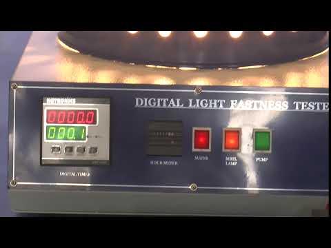 Light Fastness Tester