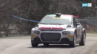 Rombano i motori: un grandissimo rally del Ciocco dà il via al CIR 2019