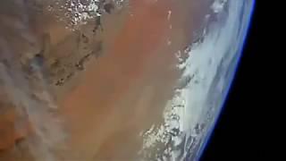 UFO. НЛО. 2013. Реальное видео из космоса.