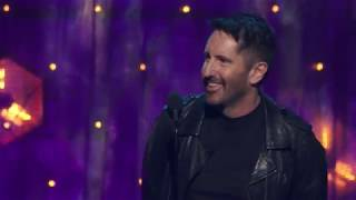 Trent Reznor Inducts The Cure   Rock And Roll Hall Of Fame 2019  Full Speech
