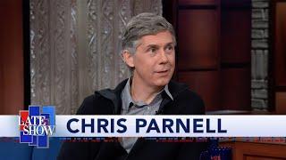 Chris Parnell's Voice Has Always Been In High Demand