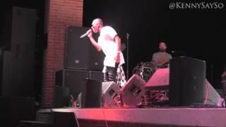 Mario - Just a Friend LIVE | Jacksonville University