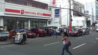 File footage - Mercury Drug branch [Caloocan; Dec 2014] HD