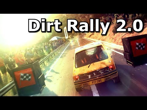 Dirt Rally 2.0 : The Boring Driver Wins the Race