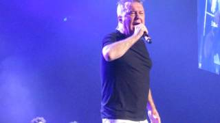 "Jimmy Barnes Performs ""Too Much Ain't Enough Love"" 28.06.2017 Playing It Forward Concert"