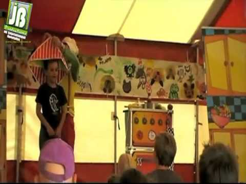 Video van Julians Kindershow | Goochelshows.nl