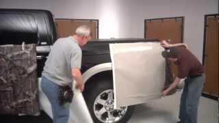 Mossy Oak Graphics Full Vehicle Kit Install