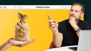 7 Website Ideas To Start Making Money in 2020