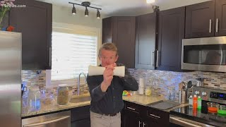 Steve Spangler can make cups fly, and he's showing you how to do it too