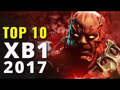 Top 10 Best Xbox One Games Of 2017 | Games Of The Year