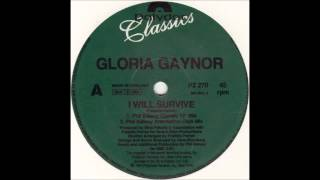 "(1993) Gloria Gaynor   I Will Survive [Phil Kelsey Classic 12"" RMX]"