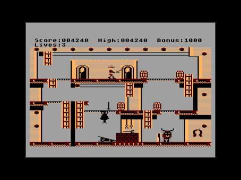Zorro Atari 800 Longplay
