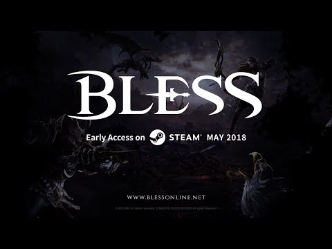 [Bless Online] Steam Early Access Launch Trailer thumbnail