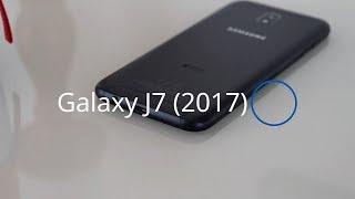 Test: Samsung Galaxy J7 (2017) | deutsch