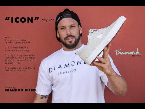 """preview image for Brandon Biebel Diamond Footwear """"ICON Part"""""""