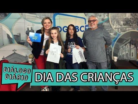 Diálogo Diário recebe visitas super especiais!!