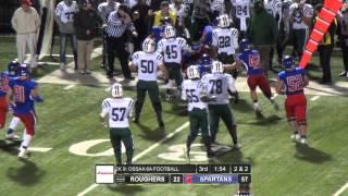 Bixby Football Coaches Show vs Muskogee 10-31-14