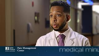 Medical Minute: Spinal Cord Stimulation for Chronic Pain Relief with Dr. Ricardo Georges