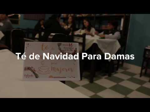 Té de Navidad para Damas - Calvary Chapel Cusco