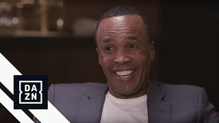 Sugar Ray Leonard Discusses His Incredible Life Journey