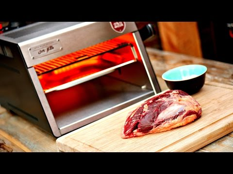 OFB – Otto Wilde Grillers – INSANE GRILL REVIEW – FIRE SPITTING BROILER