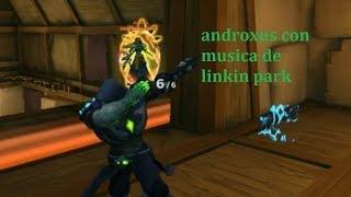 Androxus con musica de linkin park pero cada kill es un Dab que cambia la musica