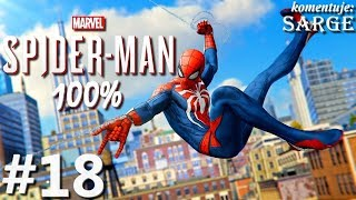 Zagrajmy W Spider Man 2018 (100%) Odc. 18   Fejm W Sieci