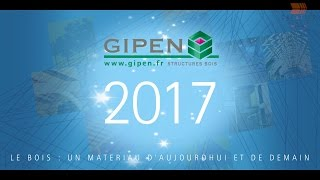 GIPEN Christmas & New Year Wishes 2017 Greeting Card