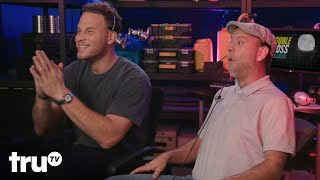 Double Cross with Blake Griffin - Art Show Gone Wrong (Clip) | truTV