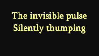Marillion- The Invisible Man Lyrics