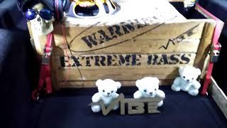 NJC Vibe Extreme Bass Mercedes